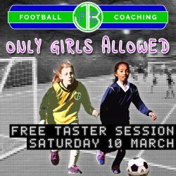 Girls Football Colchester
