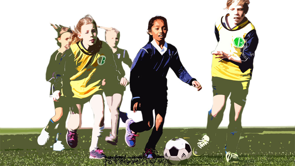 The JBFC Only Girls Allowed Club - Girls Football Coaching in Colchester