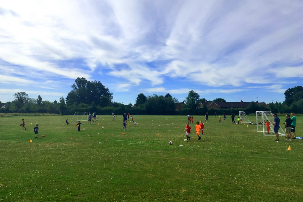 JBFC Kids Football Coaching Colchester