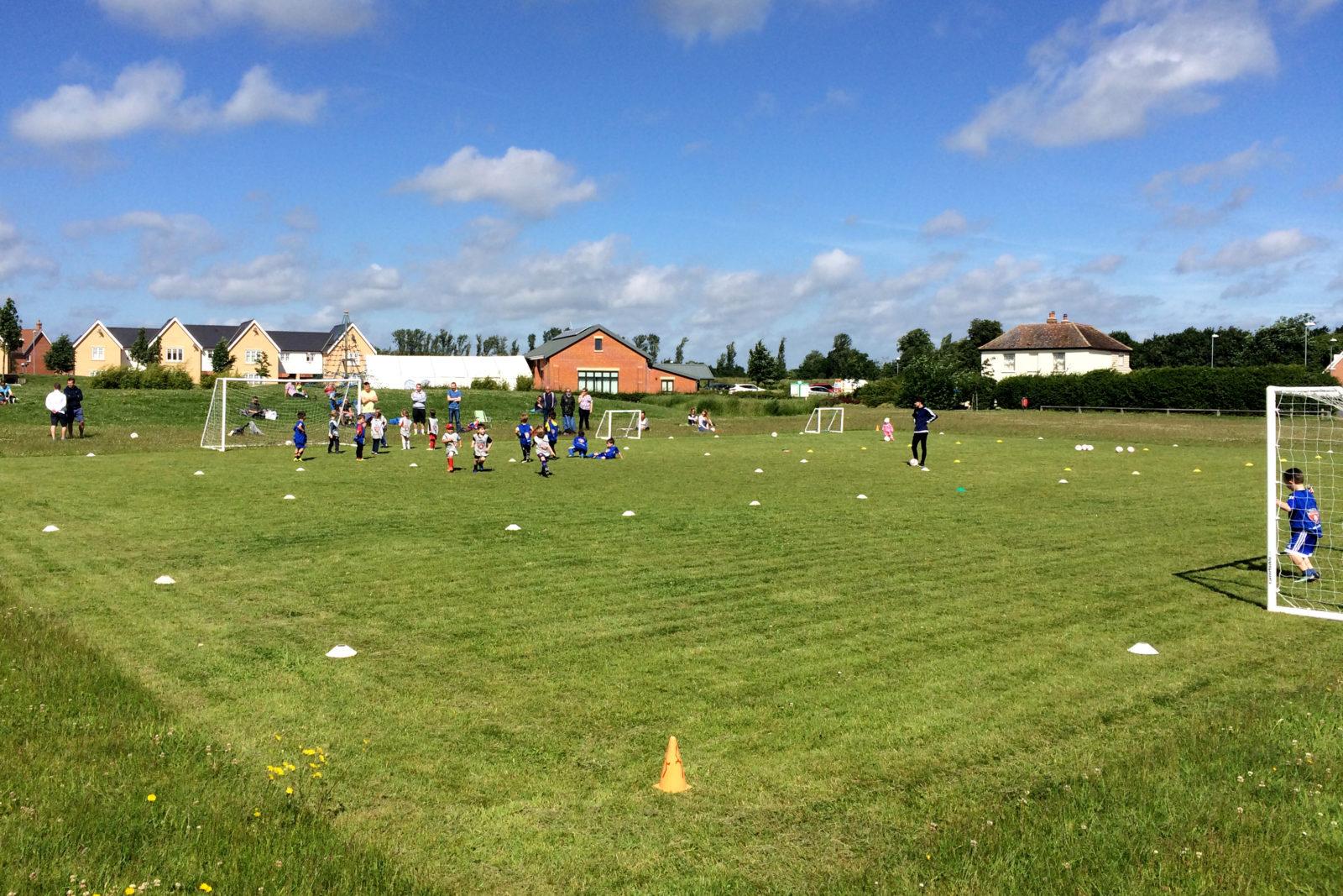JBFC Kids Football Coaching Colchester