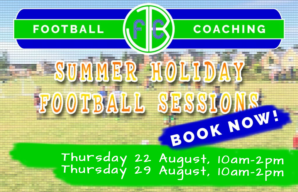 Football Coaching Summer Holidays Colchester