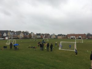 JBFC Saturday Club kids football colchester