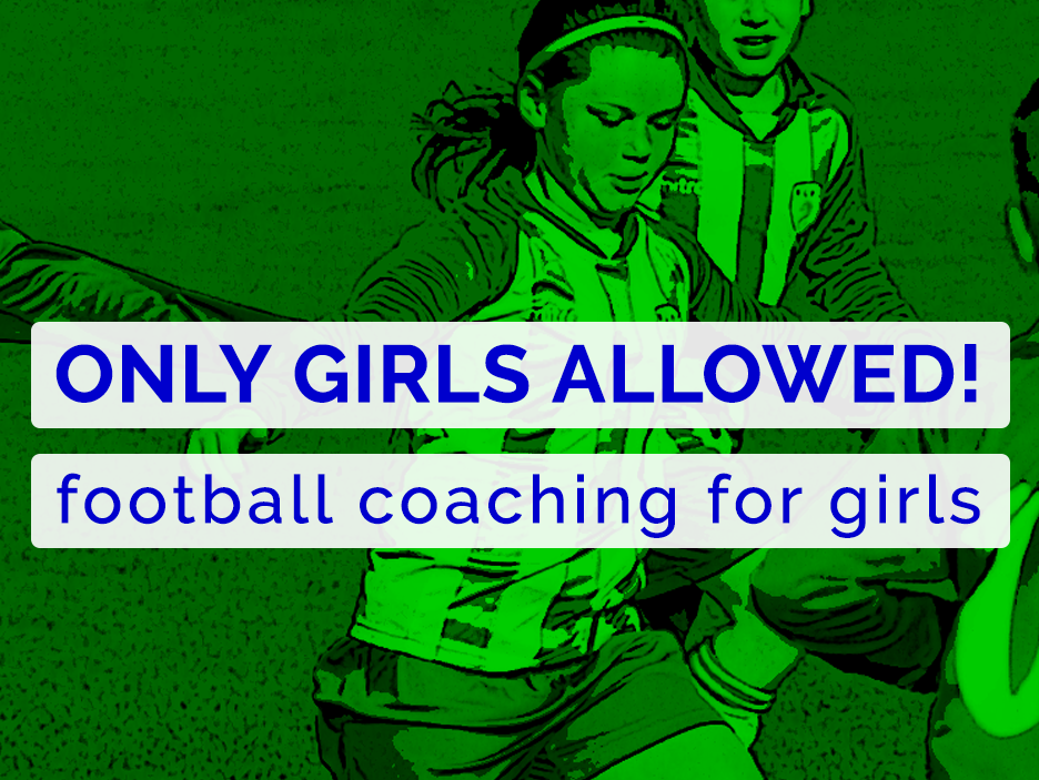 Girls football coaching in Colchester