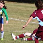 JBFC Girls Football Coaching in Colchester