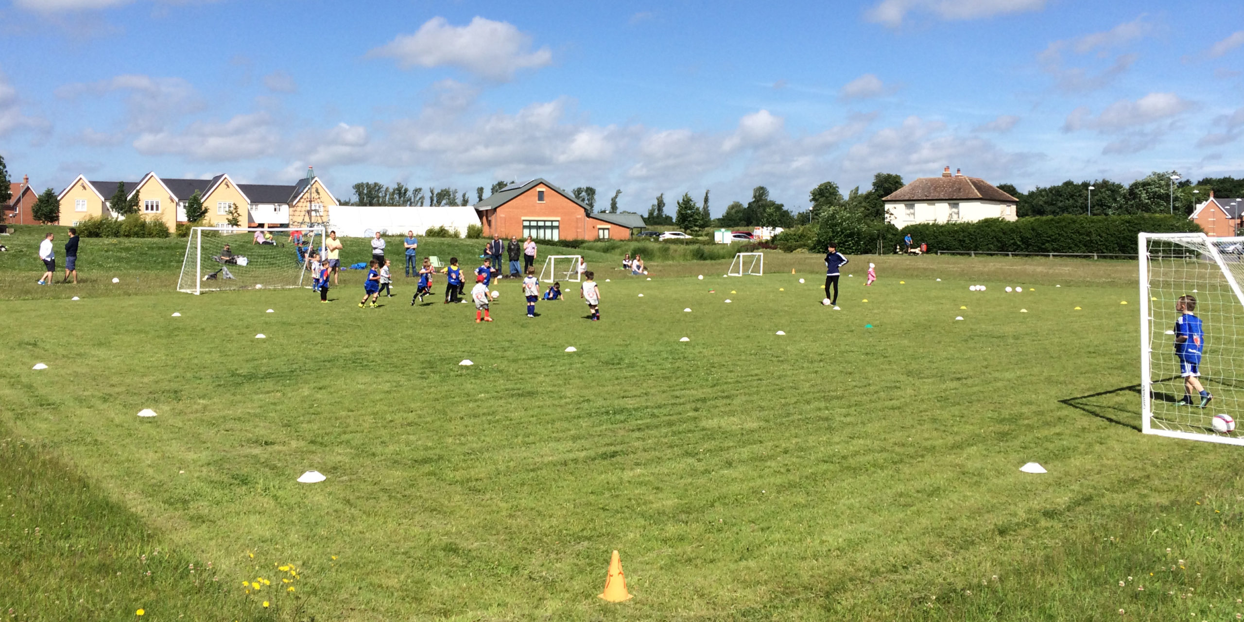 JBFC Kids Football Colchester