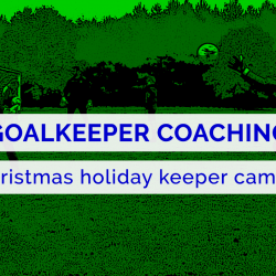 Goalkeeper Coaching holiday camps in Colchester and Sudbury