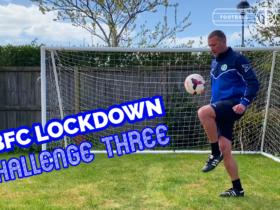 Lockdown Challenge Three