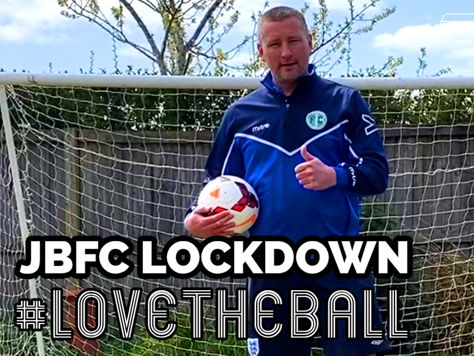 Lockdown Football Challenges