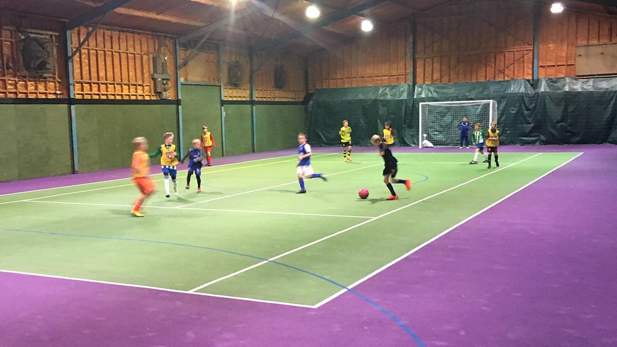 JBFC Futsal in Colchester
