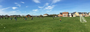 JBFC Kids Football Coaching in Colchester