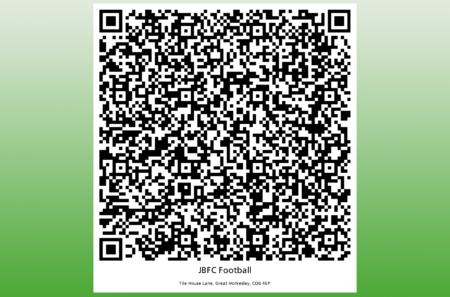 JBFC NHS QR Code