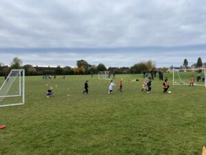 JBFC Football Saturday Club returns