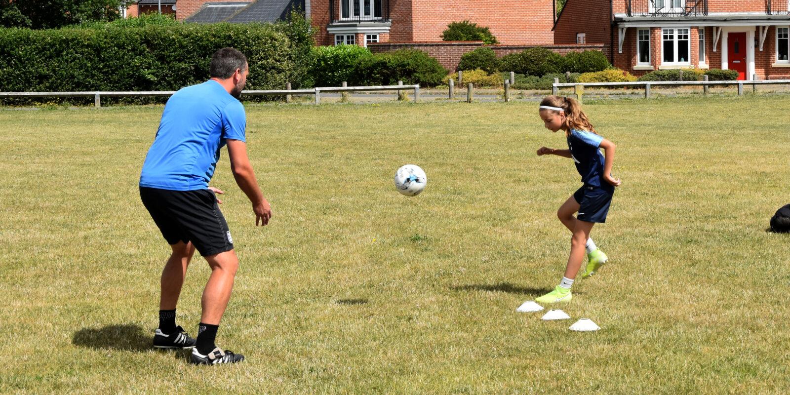 JBFC 121 Football Coaching Colchester