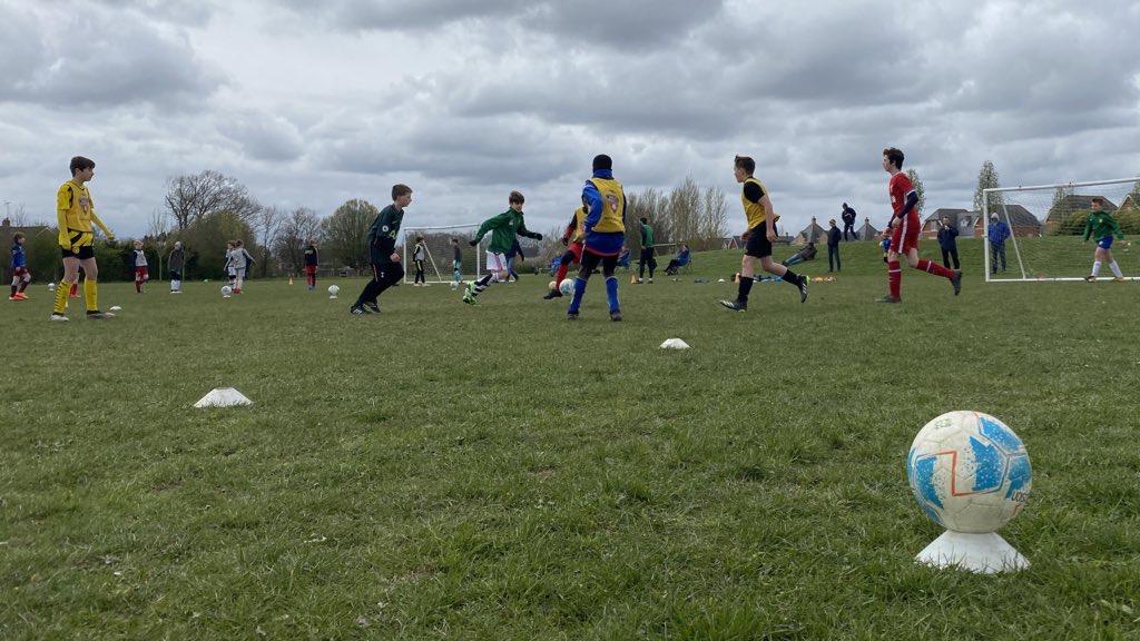 JBFC Kids Football Coaching