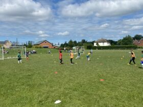 JBFC Saturday Club Great Horkesley